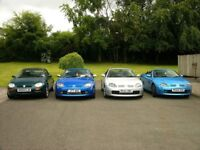 "MG F&TF UK owners club ""remap day"""