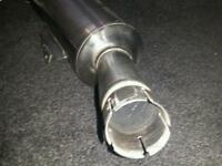 Cb 1300 exhaust new ..... can be used on a car