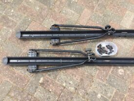 2 No Bike Carriers - Roof mounted.