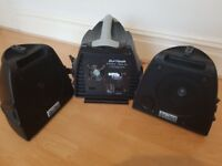 DJ Tech Stage Visa 200 Lite Portable PA System