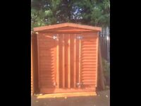 10x7 shed *free delivery