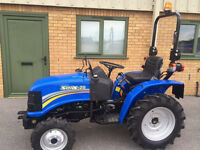 NEW SOLIS 20 4WD COMPACT TRACTOR , ideal for flail grass mower