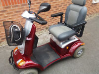 KYMCO MAXI 8mph fully serviced good batteries can deliver