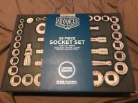 Halfords tool socket set