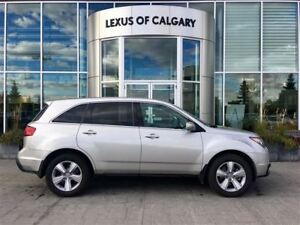 2013 Acura MDX Tech 6sp at Technology Package