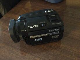 JVC GZ-MG505E Hard disk Camcorder