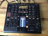Pioneer DJM 2000 Professional DJ Mixer - V good condition ( CDJ 2000 DJM 900 XDJ 1000 )