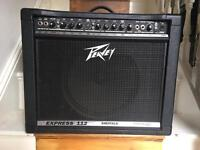Peavey Express 112, Transtube Sheffield 65 watt guitar amp