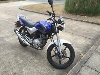 YBR 125cc