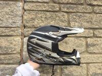 GMAC kids MOTOX helmet