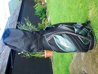 Golf clubs, equipment and bags available at discount prices.