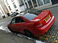 Mercedes C250 AMG BlueEfficiency