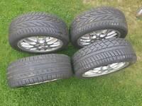Tyres for Volkswagen Golf 1998-2000