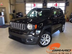 2015 Jeep Renegade NORTH*4X4*CAMÉRA*ENS. TEMPS FROID*HITCH*