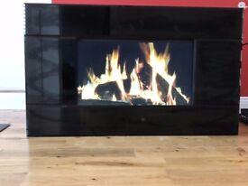 ELECTRIC FIRE FOCAL POINT EVOKE BLACK REMOTE CONTROL