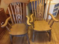 solid Oak Chair(s)