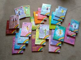 25 Rainbow Fairy Books (all different) - Great Condition