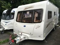 ☆ 06/07 BAILEY SENATOR ARIZONA 4 BERTH ☆ TOURING CARAVAN ☆ IMMACULATE CONDITION ☆ FULLY SERVICED ☆