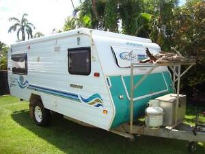Jayco outback poptop. Anula Darwin City Preview