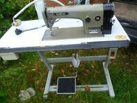 BROTHER Industrial FLATBED/LOCKSTITCH sewing machine