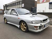 1995 Version 2 Subaru Impreza WRX Japanese Import JDM STI TYPE RA