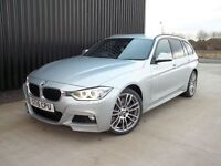 2015 BMW 3 Series 3.0 330d M Sport Touring Sport Auto xDrive 5dr (start/stop) HUGE Spec May Px/Swap