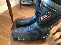 RST MOTOR CYCLE BOOTS