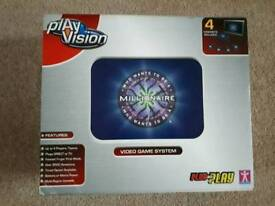 Who Wants to be a Millionaire game system