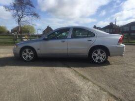55 Volvo S60 2.4D automatic SE G/T lovely driver