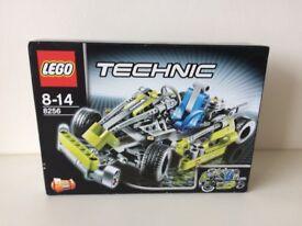 LEGO- Technic 8256: Go-Kart (age 8-14)