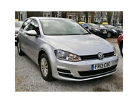 2013 Volkswagen Golf 1.4 TSI S DSG (s/s) 5dr --- Automatic --- Part Exchange Welcome --- Drives Good