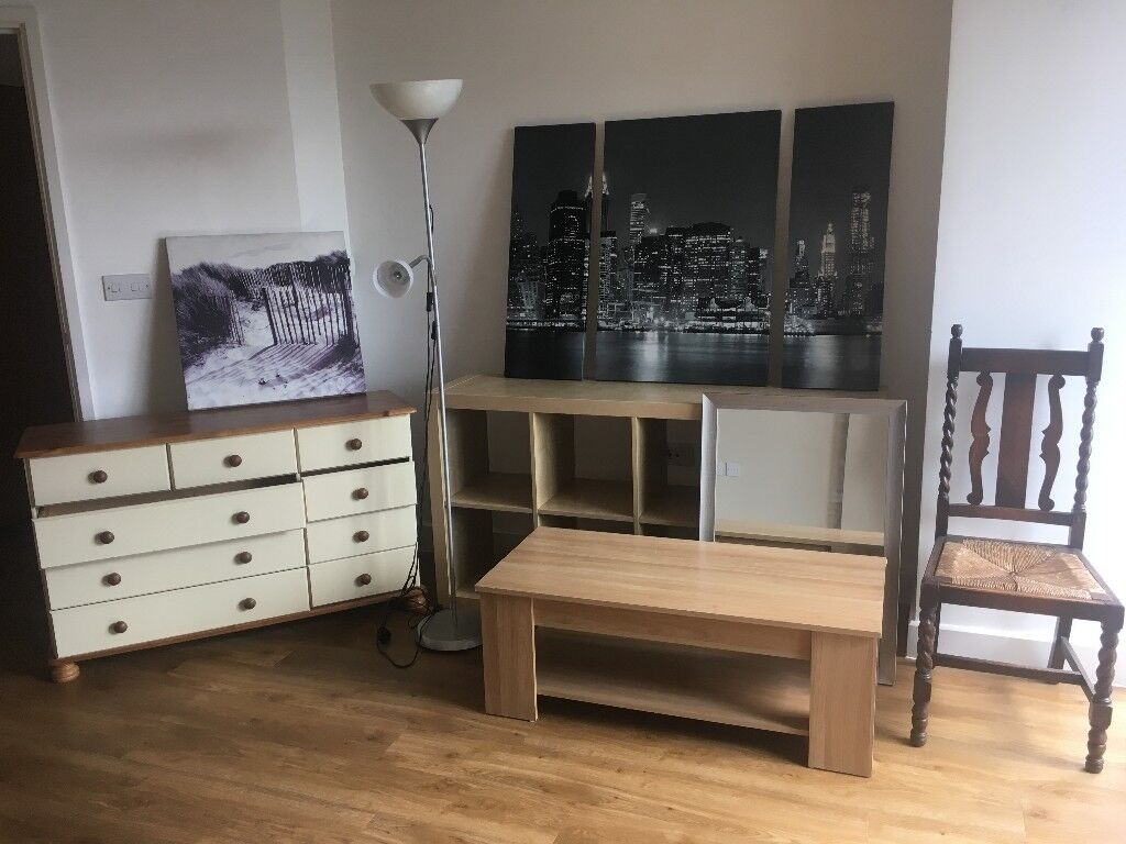 flat furniture. BARGAIN Flat Clearance -- Quality, Neutral Furniture In Good Condition