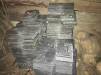 Roof slates / tiles - Both Second hand (great condition) & some new. Approx 700 - 800