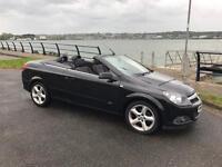 Vauxhall astra twintop convertible 1.6 petrol