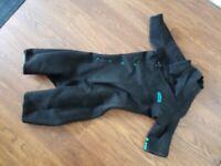 ION core onyz shorty wetsuit