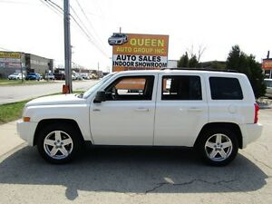 2010 Jeep Patriot North Edition | Low Kilometers | 4 Wheel Drive