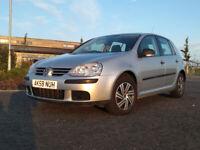 Volkswagen, GOLF, Hatchback, 2008, Manual, 1390 (cc), 5 doors
