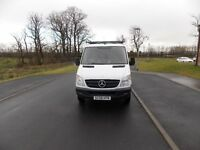 MERCEDES VANS WANTED