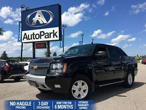 2012 Chevrolet Avalanche 1500 LT/ Sunroof/ Heated Leather/ Backu