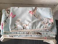 Beautiful double quilt set