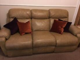 Electric Recliner Sofa - great condition