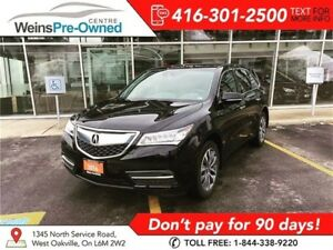 2016 Acura MDX NAVIGATION PACKAGE | ALL WHEEL DRIVE