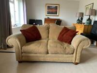 2 seater sofa from Furniture Village