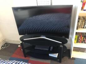SAMSUNG 49 inch curved HD tv.