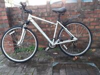 Carrera Crossfire 1 Hybrid Bicycle 🚴 – used