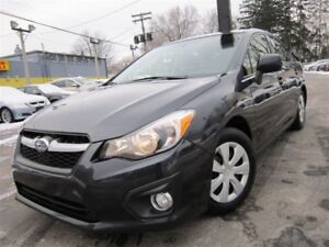 2014 Subaru Impreza 2.0I ~ ONE OWNER ~ 70KMS ~ AWD ~ MANUAL !!!!