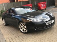 2009 HYUNDAI COUPE SIII S3 2.0 PETROL MANUAL 4 SEAT RED LEATHER GREAT DRIVE SPORTS MOT N CELICA