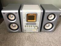 Panasonic MD Stereo System - SA-PM35MD