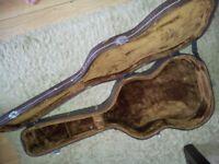 Hard Case or Dreadnought Electro Acoustic Guitar