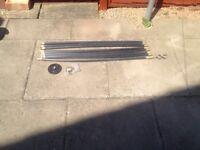 8 metres drainage rods